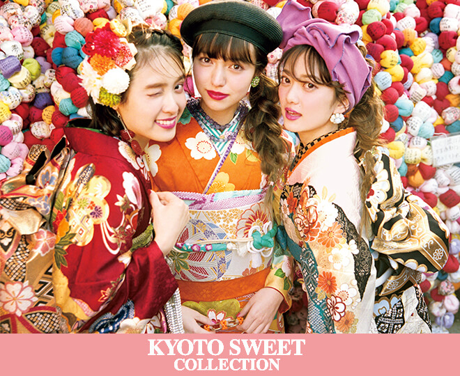 KYOTO SWEET COLLECTION